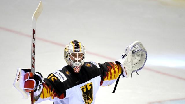 Eishockey WM: Deutschland - Slowakei
