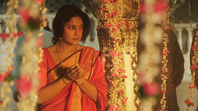 "Film ""Once Again - Eine Liebe in Mumbai"" (Credits folgen). Danke! jsl"