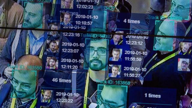 Technologie Automatische Gesichtserkennung