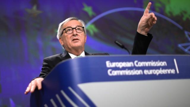 Juncker zieht Bilanz