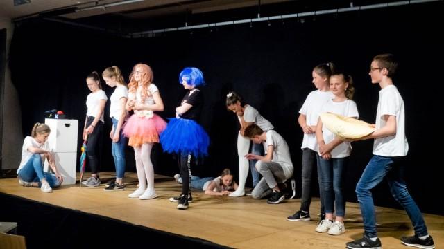 Schultheater Markt Schwaben Improtheater