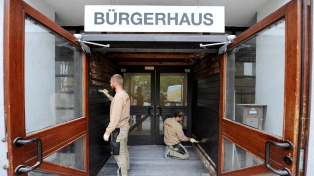 Garching Bürgerhaus Garching