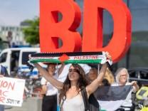 04 06 2018 Berlin Deutschland GER der israelische Ministerpräsident Benjamin Netanjahu ISR zu Bes