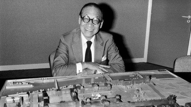 Architektur Nachruf auf I.M. Pei