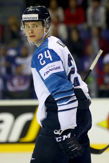 United States v Finland: Group A - 2019 IIHF Ice Hockey World Championship Slovakia