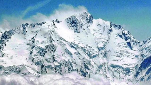 Unglück und Unfall Bergsteigen