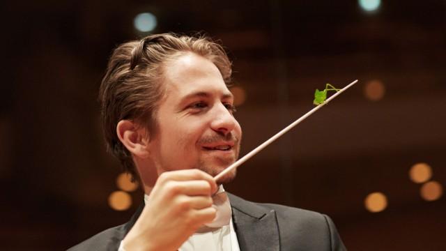 Gregor Mayrhofer komponierte das Insect Concerto