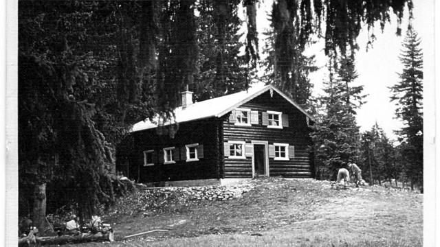 100 Jahre Alpenvereinssektion Neuland