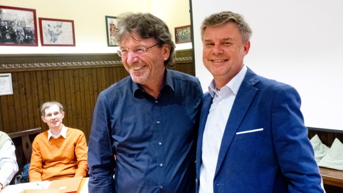 SPD Poing Reinhard Tonollo