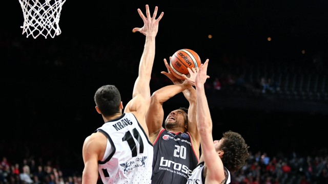 03 05 2019 Basketball Saison 2018 2019 FIBA Championsleague Final Four Semifinal at