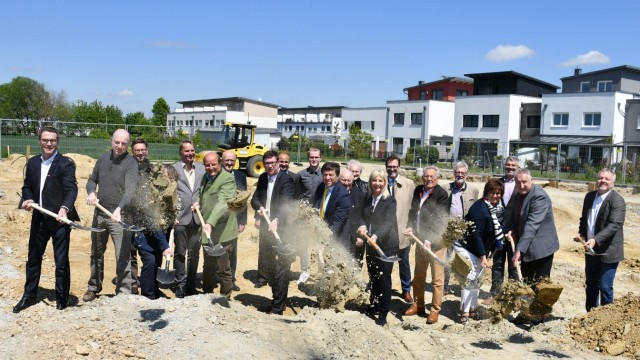 Erding Investition von 15 Millionen Euro