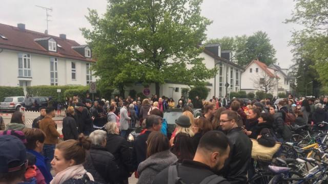 Zorneding S-Bahn-Chaos