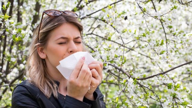 Endlich raus: Tipps für einen Frühling ohne Heuschnupfen