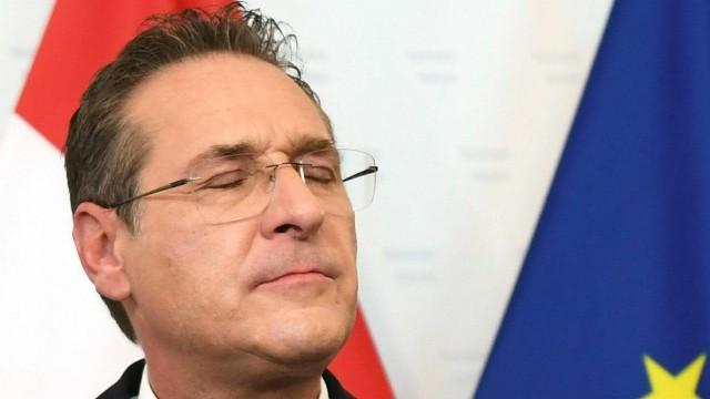 Regierungskrise in Österreich - Strache tritt zurück
