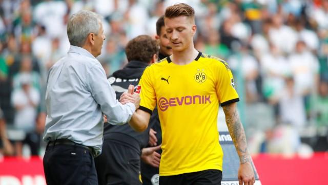 Bundesliga - Borussia Moenchengladbach v Borussia Dortmund