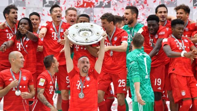 Bundesliga München ist Deutscher Meister
