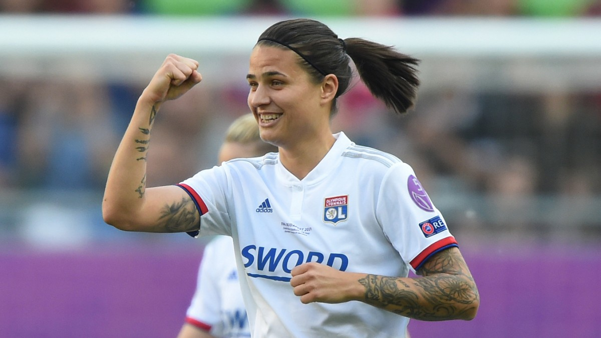 Marozsan schießt Lyon zum vierten Titel in Serie