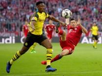 FC Bayern Muenchen v Borussia Dortmund - Bundesliga