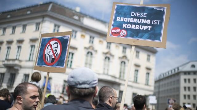 Politik Österreich Österreichs Presse zum Strache-Video