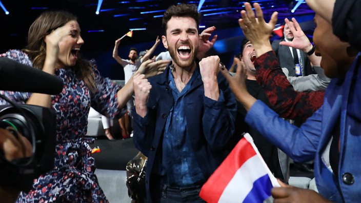 Eurovision Song Contest 2019 - Green Room