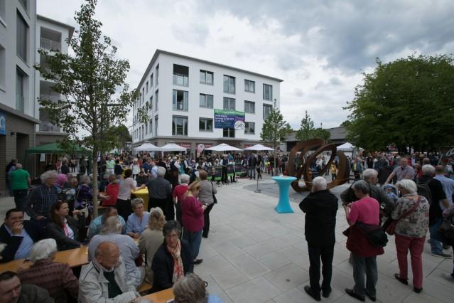 Martinsplatz Martinsried
