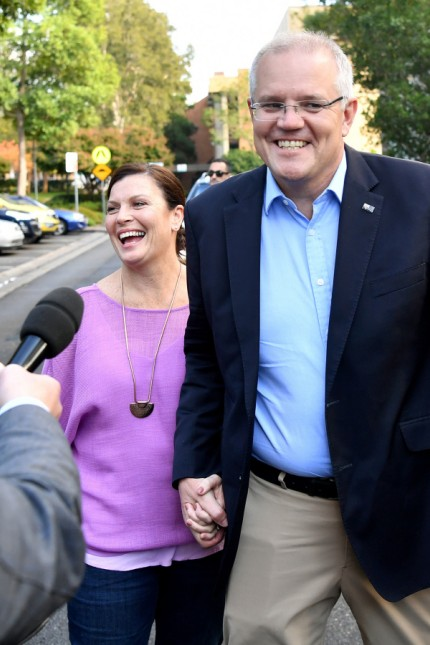 Parlamentswahl in Australien