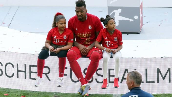 Jerome Boateng Der Einsamste Bayern Spieler Sport Suddeutsche De