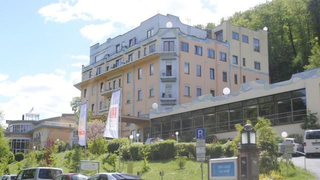 Bad Kissingen Vom Weinfest bis zum Denkmalschutz