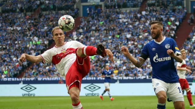FC Schalke 04 VfB Stuttgart Deutschland Augsburg 18 05 2019 Fussball Bundesliga Saison 2018