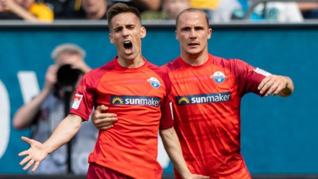 Dynamo Dresden - SC Paderborn 07