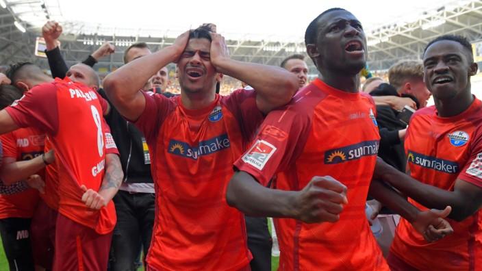 2. Bundesliga - Dynamo Dresden v SC Paderborn 07