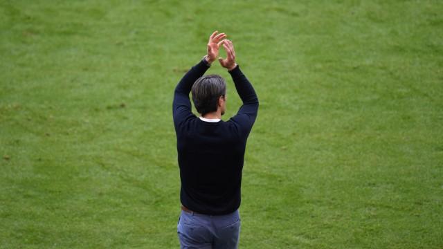 Bundesliga Niko Kovac beim FC Bayern