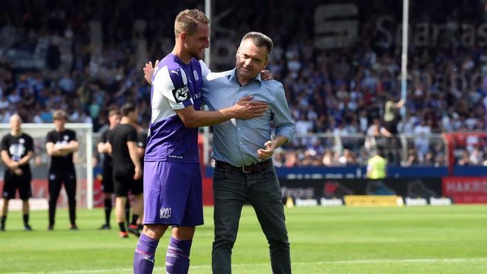 VfL Osnabrueck v SpVgg Unterhaching - 3. Liga