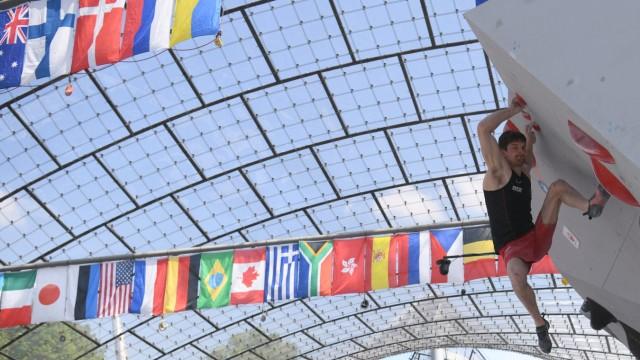 IFSC Boulder World Cup Munich 2019