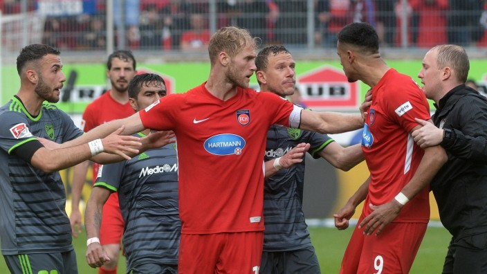 1. FC Heidenheim - FC Ingolstadt 04