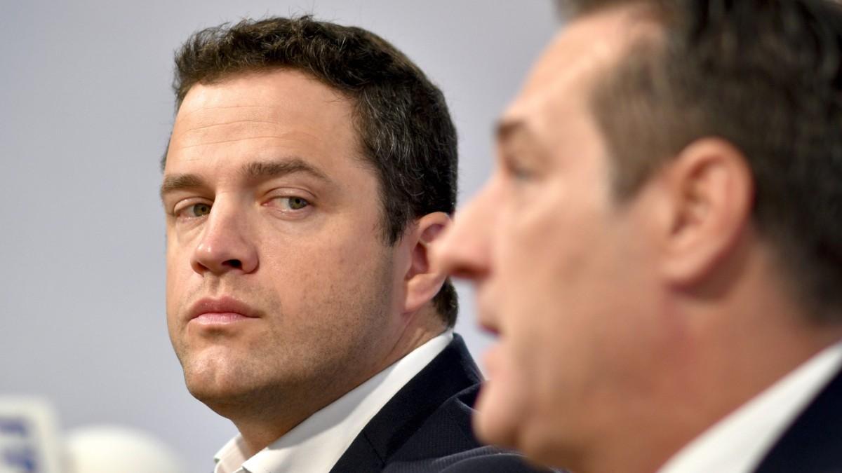 FPÖ droht mit Rücktritt aller Minister