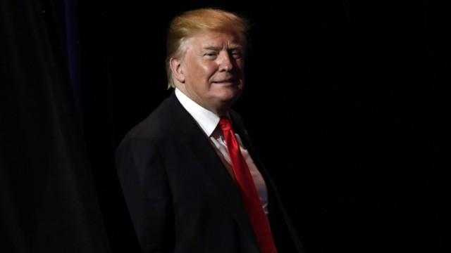 Donald Trump 2019 in Washington