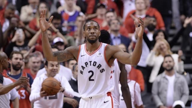 Toronto Raptors - Milwaukee Bucks