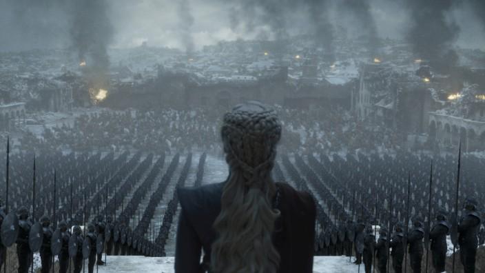 Game of Thrones - Das Lied von Eis und Feuer; Game of Thrones Staffel acht Folge sechs