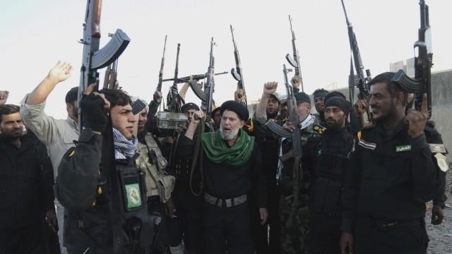 Terrorismus Konflikt im Nahen Osten