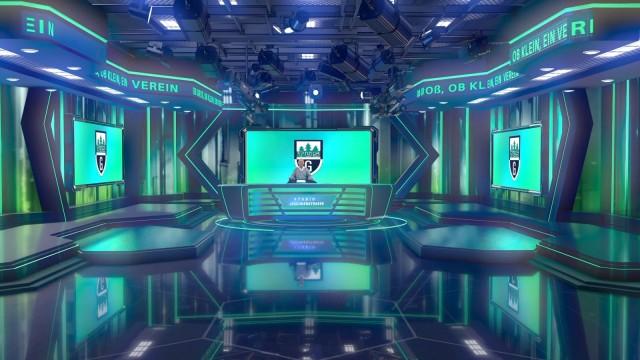 TUS Geretsried neues Fernsehstudio