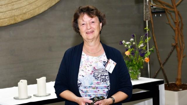 Erding Krankenhausseelsorgerin Monika Schwarzenböck geht in den Ruhestand