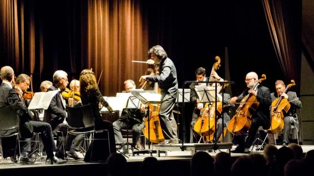 Georgisches Kammerkonzert im Alten Speicher