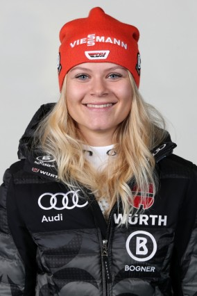 DSV Athletinnen und Athleten Wintersport Saison 2018; Leonie Flötgen
