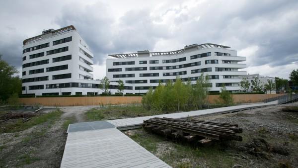 Landschaftspark Baumkirchen Mitte