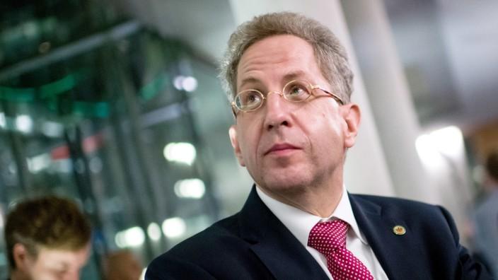 Brinkhaus verbietet Maaßen-Auftritt im Fraktionssaal