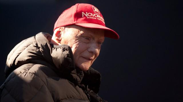 Formel 1 - Niki Lauda 2019 in Jerez