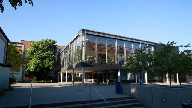 Dante Gymnasium in München, 2011