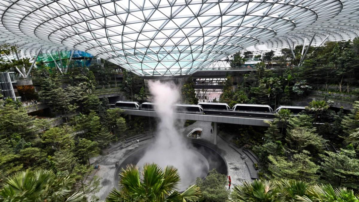 Die Changi-Welt