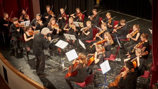 Jugend musiziert: Puchheimer Jugendkammerorchester
